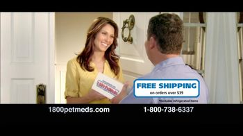 1-800-PetMeds TV Spot, 'Delivery'