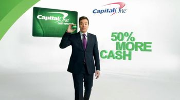 Capital One TV Spot, 'Baby and Bear' Featuring Jimmy Fallon - Thumbnail 1