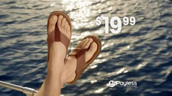 Payless Shoe Source TV Spot For Sandals and Flip Flops to Beat the Heat - Thumbnail 4