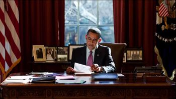 Republican National Committee TV Spot For Obama Stimulus Plan