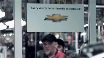 Chevrolet TV Spot For Love It Or Return It - 19 commercial airings