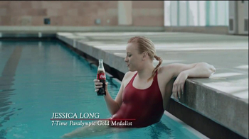 The Coca-Cola Company TV Spot For Olympics Featuring Jessica Long - 8 commercial airings