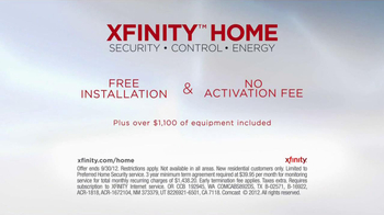 Xfinity Home TV Spot - Thumbnail 10