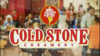 Coldstone Ice Creamery TV Spot For Coldstone  - Thumbnail 1