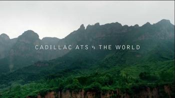 Cadillac ATS vs. The World TV Spot, 'China' - Thumbnail 1