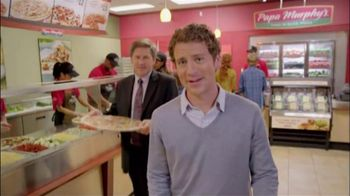 Papa Murphy's Pizza TV Spot For Papa's Perfect Pizza
