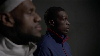 McDonald's TV Spot Featuring LeBron James and Luol Deng