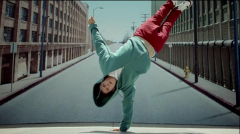 Fruit of the Loom TV Spot For Breakdance