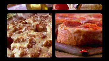 Pizza Hut Garlic Bread Pizza TV Spot, 'Don't Settle' - Thumbnail 2