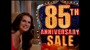 La-Z-Boy TV Spot For 85th Anniversary Featuring Brooke Shields - 37 commercial airings