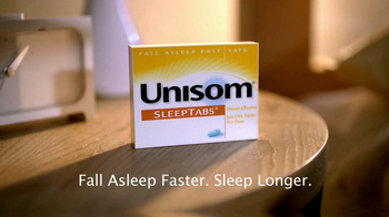 Unisom TV Spot For Sleep Tabs - Thumbnail 6