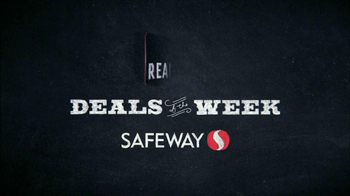 Safeway Deals of the Week TV Spot, 'Watermelon, Charmin and Frosted Flakes' - Thumbnail 1