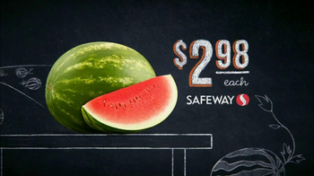 Safeway Deals of the Week TV Spot, 'Watermelon, Charmin and Frosted Flakes' - Thumbnail 6