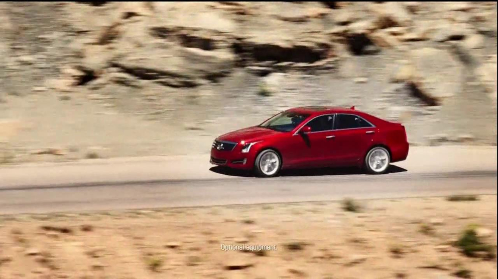 Cadillac Ats Vs The World Tv Commercial Morocco Atlas Mountains