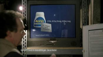 Aleve TV Spot, 'Cameraman' - Thumbnail 7