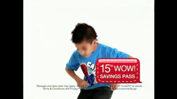 Macy's Back To School Sale TV Spot, 'Wow Pass' - Thumbnail 10