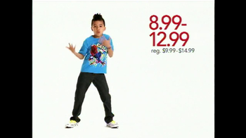 Macy's Back To School Sale TV Spot, 'Wow Pass' - Thumbnail 7