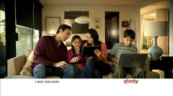 XFINITY Internet TV Spot, 'Family Gathering' - Thumbnail 1