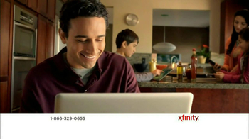 XFINITY Internet TV Spot, 'Family Gathering' - Thumbnail 6