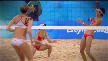 AT&T TV Spot, 'NBC: 2012 Olympic Beach Volleyball' - Thumbnail 4