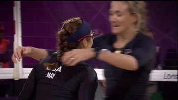 AT&T TV Spot, 'NBC: 2012 Olympic Beach Volleyball' - Thumbnail 7