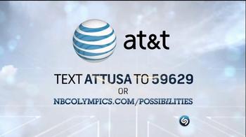 AT&T TV Spot, 'NBC: 2012 Olympic Beach Volleyball' - Thumbnail 9