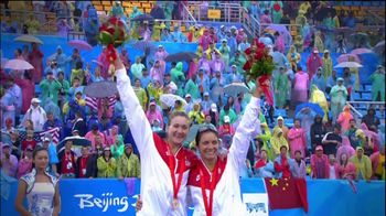 AT&T TV Spot, 'NBC: 2012 Olympic Beach Volleyball'