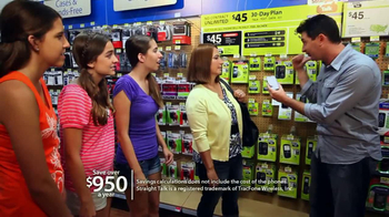 Walmart TV Spot For Walmart Wireless Frost Family - Thumbnail 4