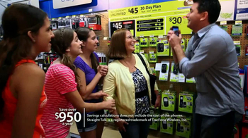 Walmart TV Spot For Walmart Wireless Frost Family - 129 commercial airings