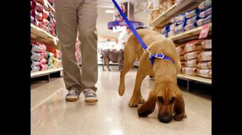 PetSmart TV Spot For Bloodhound Sniff - Thumbnail 7