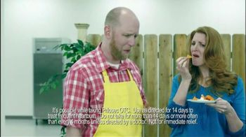 Prilosec OTC TV Spot,  'BBQ Heartburn' Ft Larry The Cable Guy - Thumbnail 3