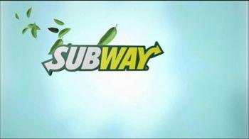 Subway TV Spot, 'Fuze Fresh Brewed Iced Tea' - Thumbnail 1