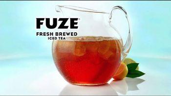 Subway TV Spot, 'Fuze Fresh Brewed Iced Tea' - Thumbnail 3