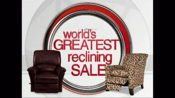 La-Z-Boy TV Spot For World\'s Greatest Reclining Sale