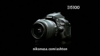 Nikon TV Spot For Nikon D5100 Digital Camera Featuring Ashton Kutcher - Thumbnail 8