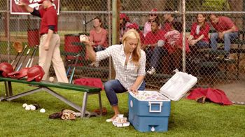 Chobani  TV Spot For Champions Yogurt Featuring Jennie Finch - 188 commercial airings