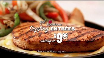 Applebee's Sizzling Entrees TV Spot, 'The Show' - Thumbnail 8