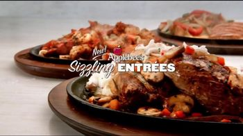 Applebee's Sizzling Entrees TV Spot, 'The Show' - Thumbnail 6