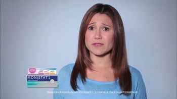 Monistat TV Spot For Monistat 1 Pain Relief