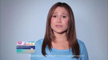Monistat TV Spot For Monistat 1 Pain Relief - Thumbnail 4