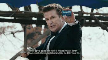 Capital One TV Spot, 'Battle Speech' Featuring Alec Baldwin - Thumbnail 4