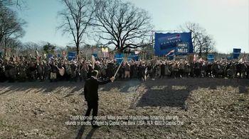 Capital One TV Spot, 'Battle Speech' Featuring Alec Baldwin