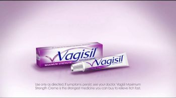 Vagisil TV Spot For Maximum Strength Anti-Itch Cream  - Thumbnail 6