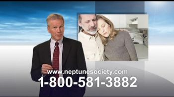 Neptune Society TV Spot For Cremation Services