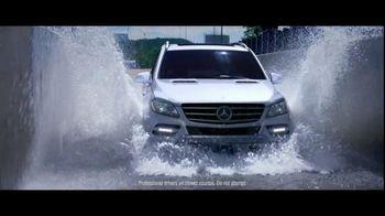 Mercedes-Benz TV Spot For Idea Of Summer Fun - Thumbnail 3