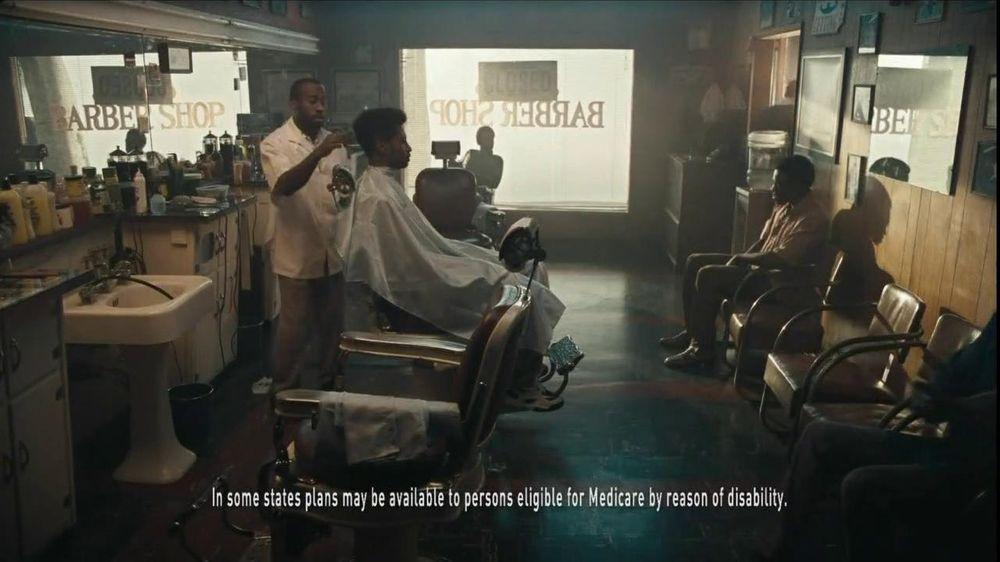 UnitedHealthcare AARP Healthcare Options TV Commercial, 'Barber Shop'
