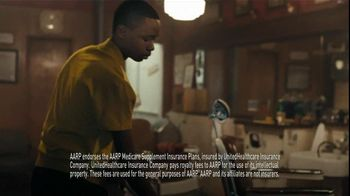 UnitedHealthcare AARP Healthcare Options TV Spot, 'Barber Shop' - Thumbnail 3