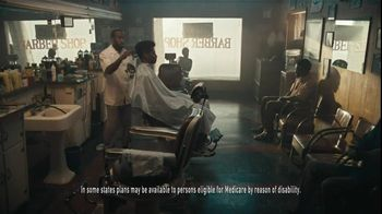 UnitedHealthcare AARP Healthcare Options TV Spot, 'Barber Shop'