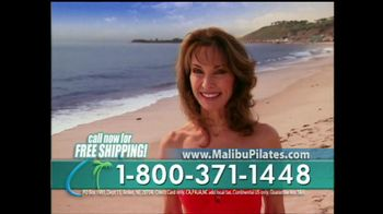Malibu Pilates TV Spot For Malibu Pilates Chair - 13 commercial airings