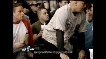 One A Day Men's TV Spot, 'Baseball' Featuring Cal Ripken - Thumbnail 5